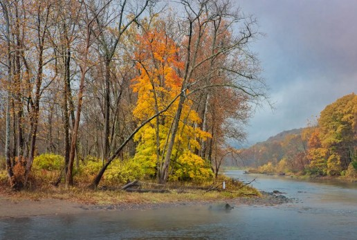 Fall Housatonic