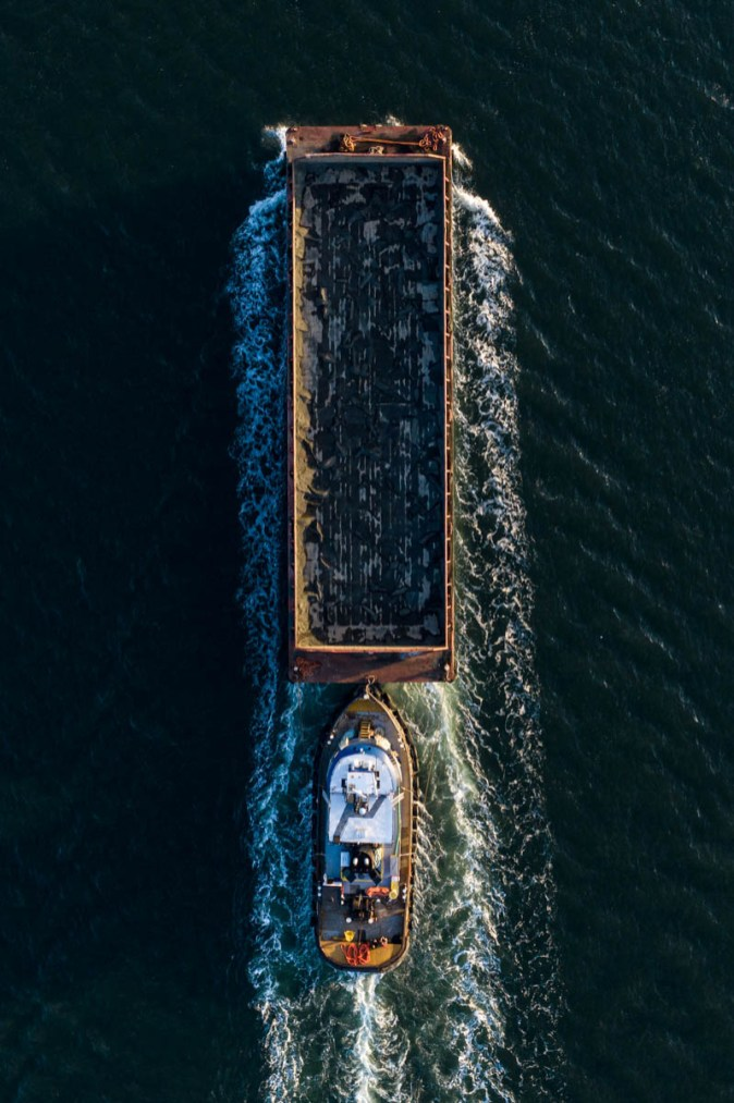 Tug & Barge - 20-526