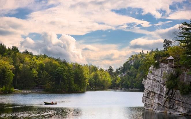 Lake Mohonk - K36
