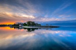 sunrise sherwood island