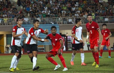 Azkals vs. Singapore Ticket Prices