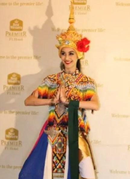 Miss Thailand Mind Wonchayaporn