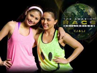 TV 5 Amazing Race Philippines Results