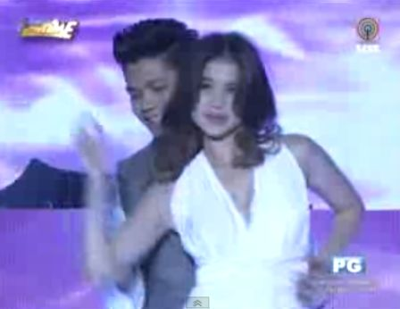 Anne Curtis & Vhong Dirty Dancing on It's Showtime Video