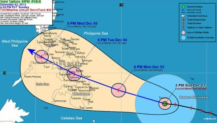 #PabloPH for Safety Purposes Bopha Strikes