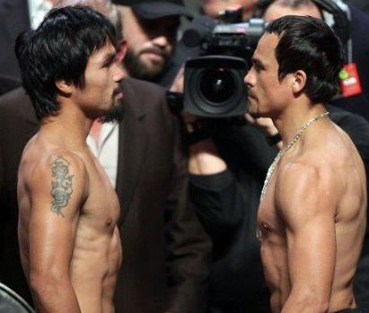 Manny Losses without the Rosary