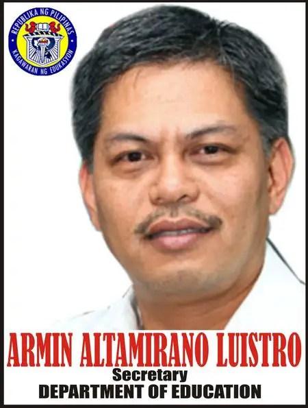 Armin Luistro