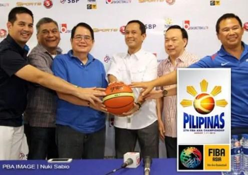 FIBA Asia Draw