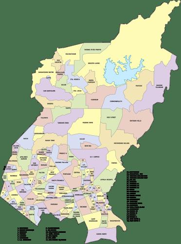 Quezon City Barangay