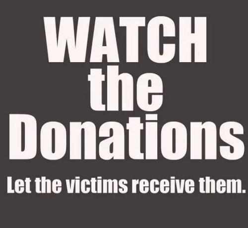 donations Yolanda