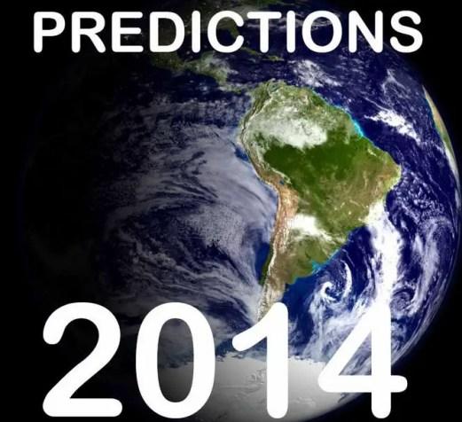 Prediction 2014 Psychic