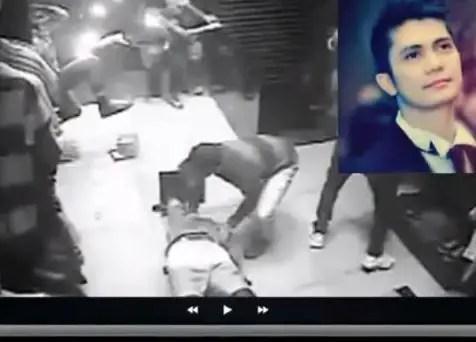 Vhong Navarro CCTV