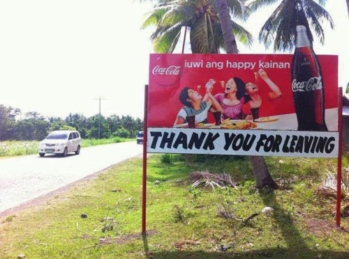 thank you for leaving butuan