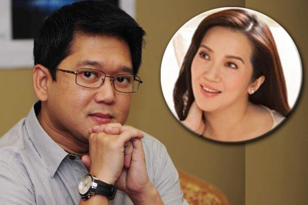 kris admits dating herbert Kris aquino admits relationship with mayor herbert  someone when she admitted on national tv that she is currently dating quezon city mayor herbert.