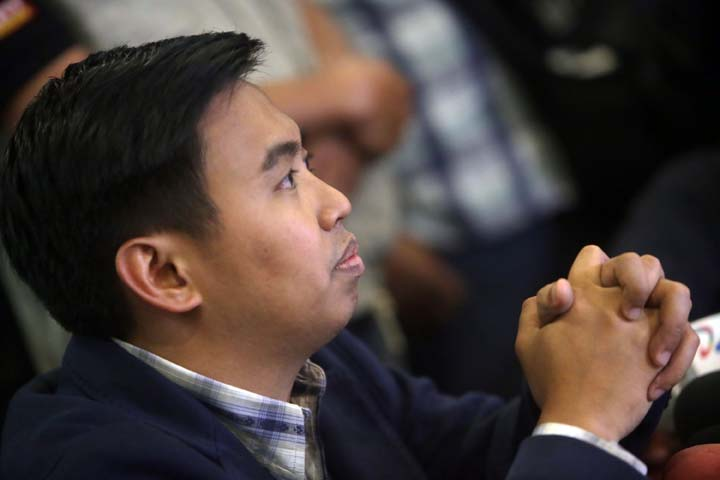Jun-Jun Binay Dismissed as Mayor of Makati as Ordered by ...