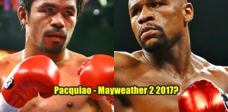 pacquiao-mayweather 2 2017