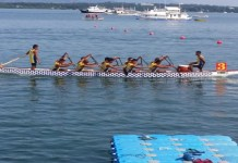 Filipino paddlers
