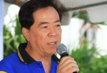 Former Bacolod City Mayor Monico Puentevella