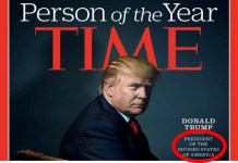 Social Media Reacts To Trump As Time's Person Of The Year