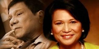 Loida Lewis denied Duterte ouster plot