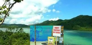Nickelodeon cartoons and Palawan