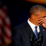 emotional farewell speech of Obama