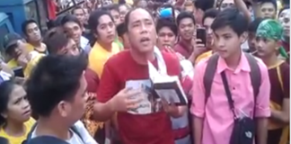 Viral: Nazarene devotee And Two Born-Again Christians Hot Debate