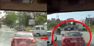 Motorist Found Fame On Social Media For Failing To Observe Simple Road Rules Around Emergency Vehicles