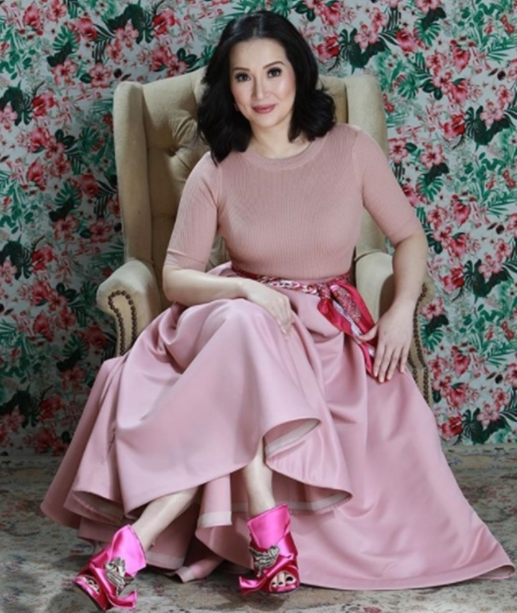 Kris Aquino Reveals Her Budgeting Strategy On Buying Clothes