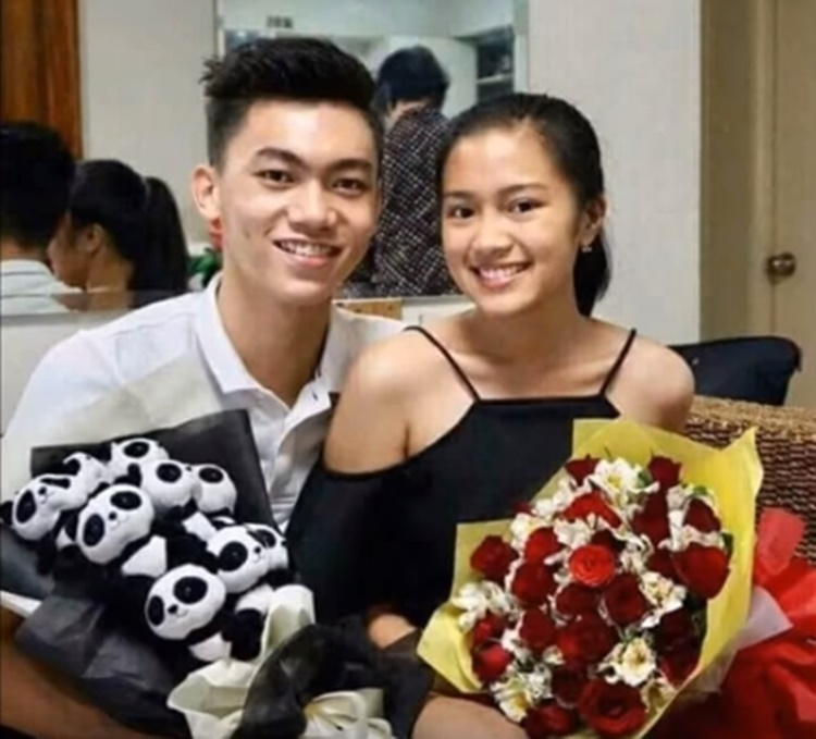 Michaela Baldos, Her Boyfriend Controversial Photos Goes