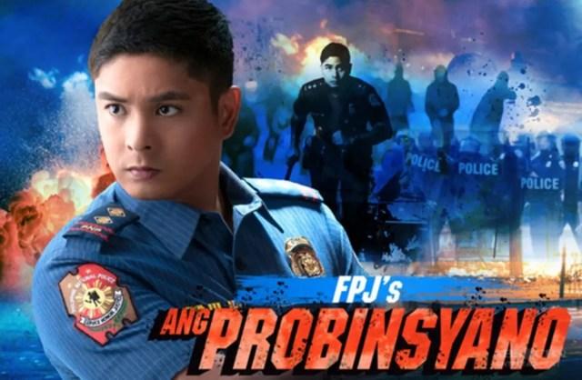 Coco Martin as Cardo Dalisay in FPJ's Ang Probinsyano