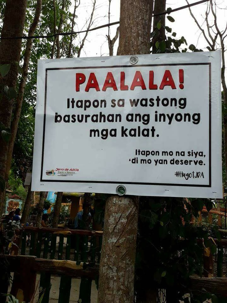 Resort Features Short Reminders With Hugot Lines