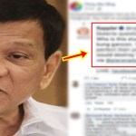 Rappler Duterte Statement