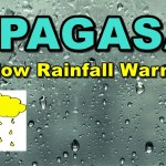 Yellow Rainfall Warning