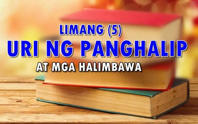 Uri Ng Panghalip