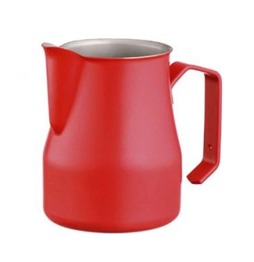 Motta Teflon Milk Jug Red