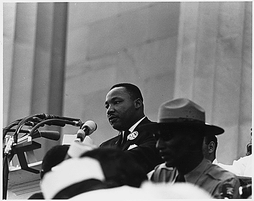 """In just a few weeks, we will hit the 50th anniversary of MLK's """"I have a Dream"""" speech. What is your dream?"""