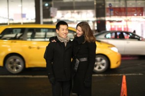 """""""We dated for six months in college, while I was on an exchange program in Japan. Then we lost touch. For ten years."""""""