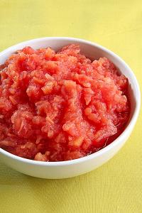 polpa di pomodoro fresco