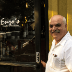 Enzo, owner and executive chef of Enzo's caffè italiano in Portland