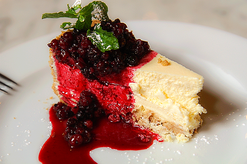 Tuscan cheesecake - where to eat in Florence, Tuscan cuisine