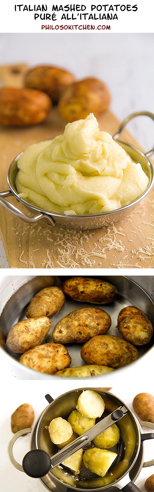 Italian mashed potatoes