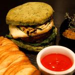veggie-burgerin Florence - Gnam Firenze