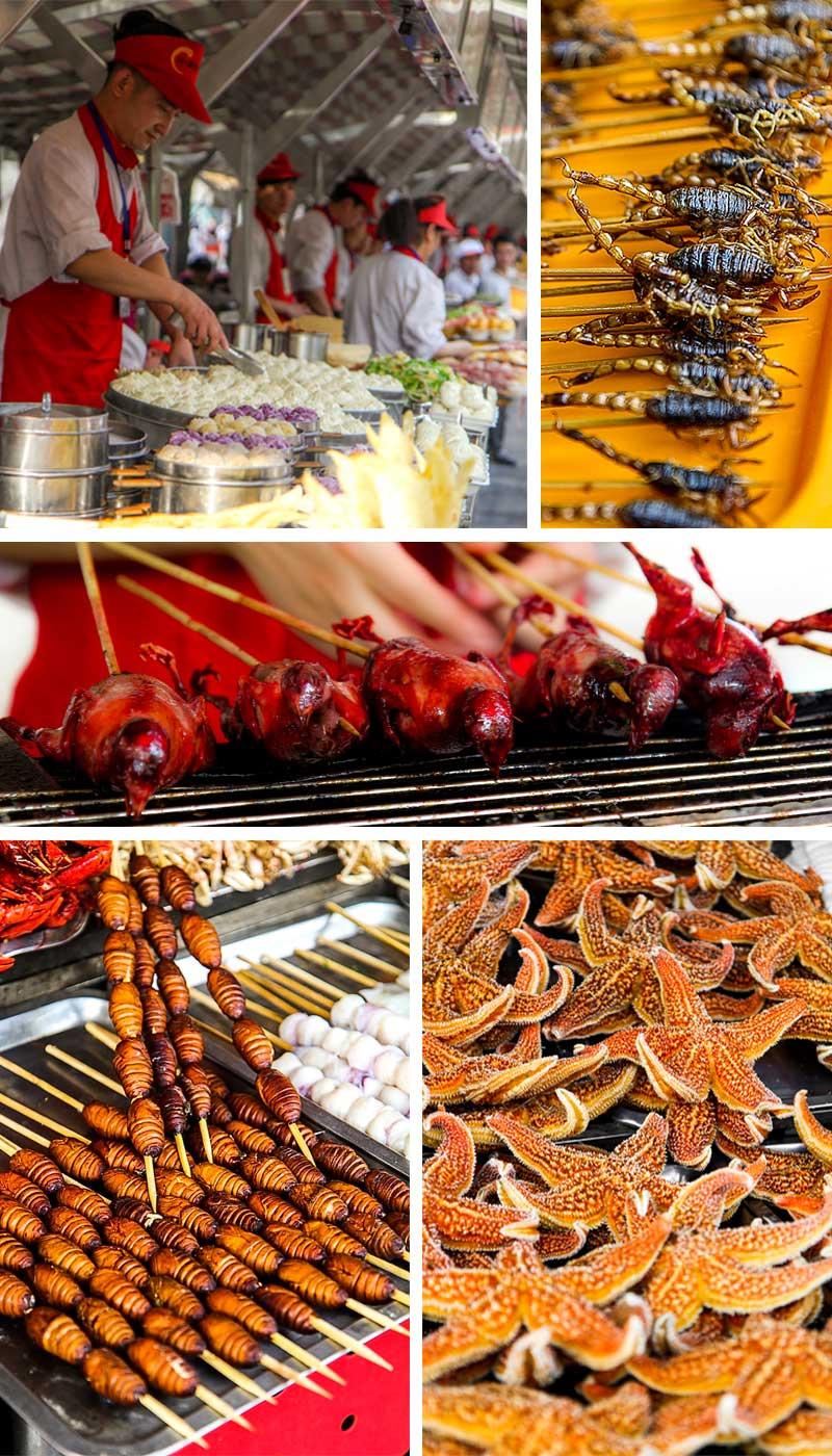 street food - food tips - my foodie travel in Beijing , China - Chinese cuisine