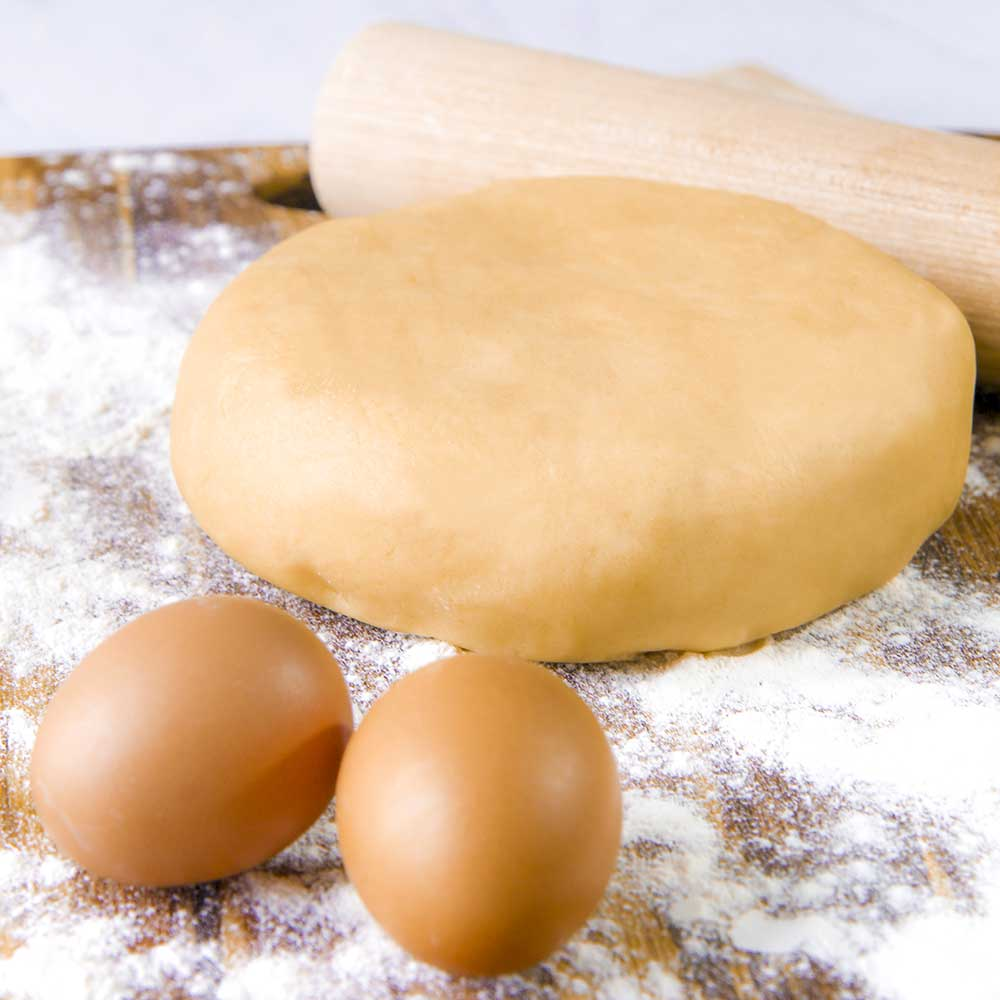 PASTRY DOUGH RECIPE for tarts and cookies