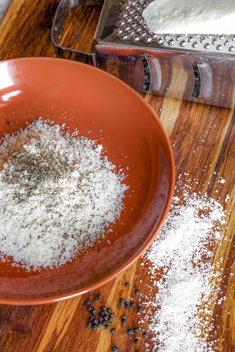 CACIO E PEPE recipe and history