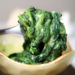 SAUTEED SPINACH AND MOZZARELLA RECIPE