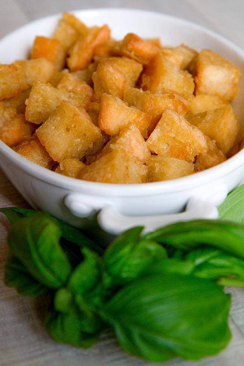 PAPPA AL POMODORO - Tuscan tomato and bread soup