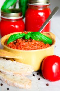 PAPPA AL POMODORO - Tuscan tomato and bread soup