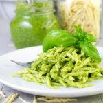 BASIL PESTO history and recipe